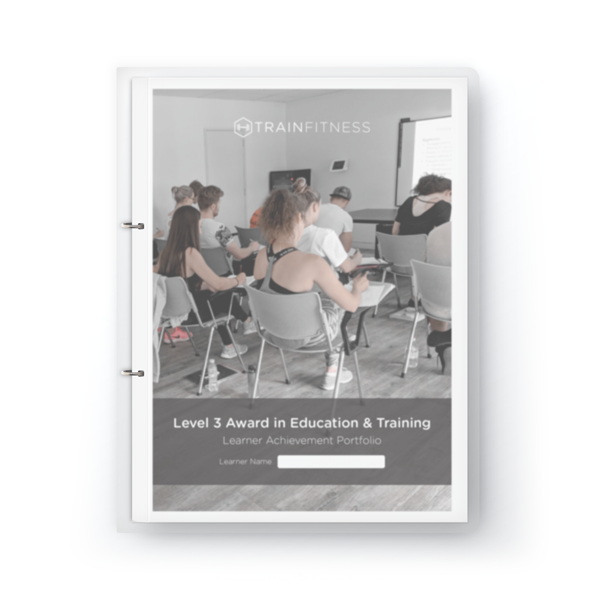 Education and Training Learner Achievement Portfolio - Printed