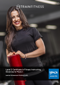 Level 2 Certificate in Fitness Instructing Exercise to Music Learner Achievement Portfolio - Printed