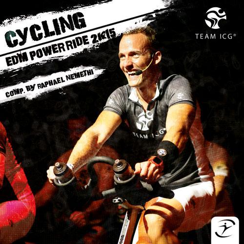 Cycling - EDM Power Ride 2K15