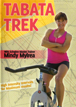 Tabata Trek with Mindy Mylrea