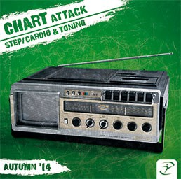 Chart Attack Autumn 14 - Step/Cardio and Toning